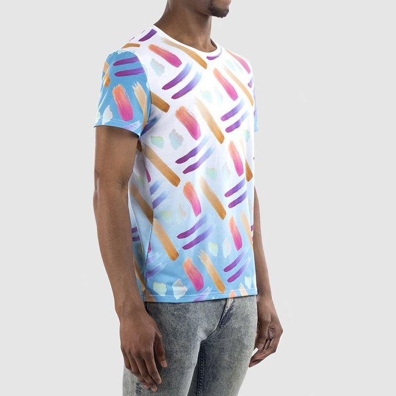 customisable t-shirt