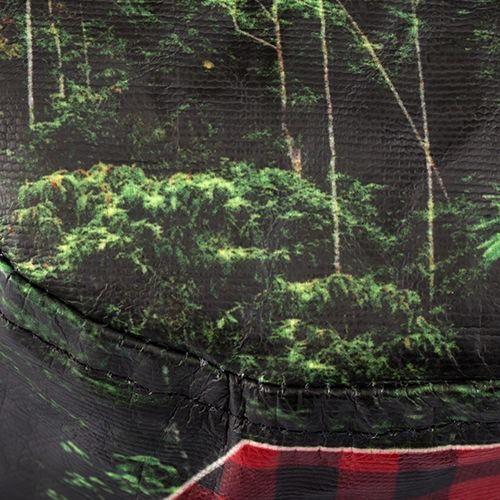 Oilcloth Matte Fabric option