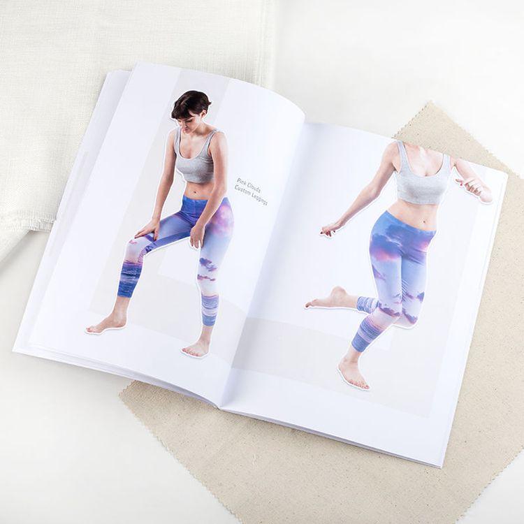 Designa din egen portfolio lookbook
