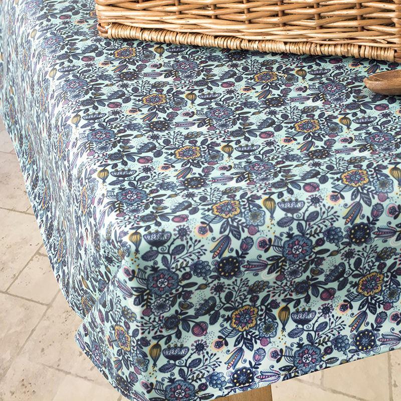Prev Custom Vinyl Tablecloth