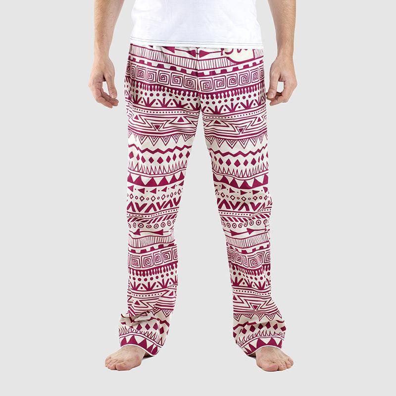 prezzo scontato alta moda ultimo design Pigiama Uomo Personalizzato. Personalizza i Pantaloni Online