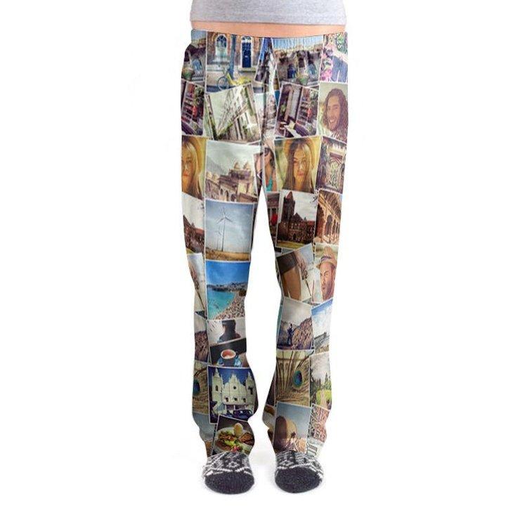 Gepersonaliseerde Pyjamabroek Voor Dames