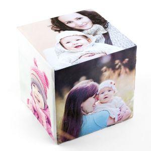 cubo de fotos regalo original