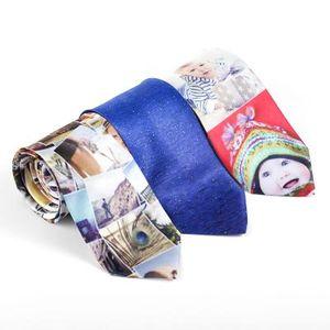 Cravatte personalizzate con foto
