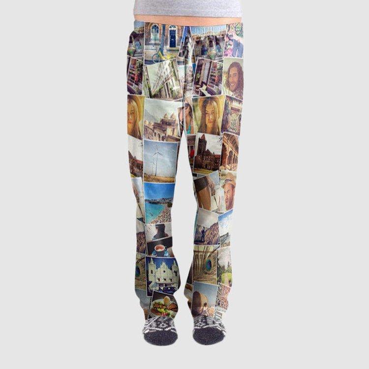 c958bc3e8e Personalized Photo Pajamas For Ladies | Photo Pajamas Custom Printed