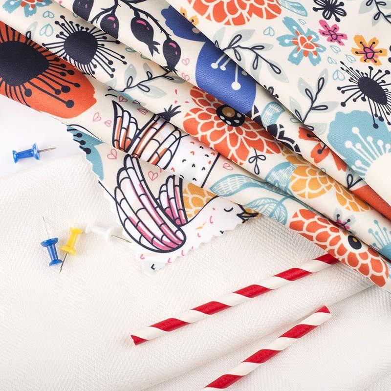custom softshell jersey fabric