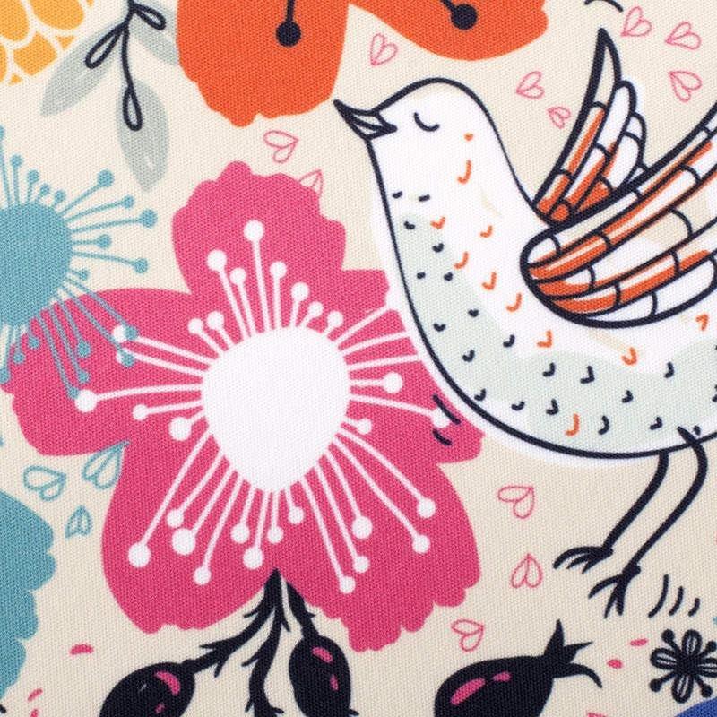 Sublimación textil en softshell