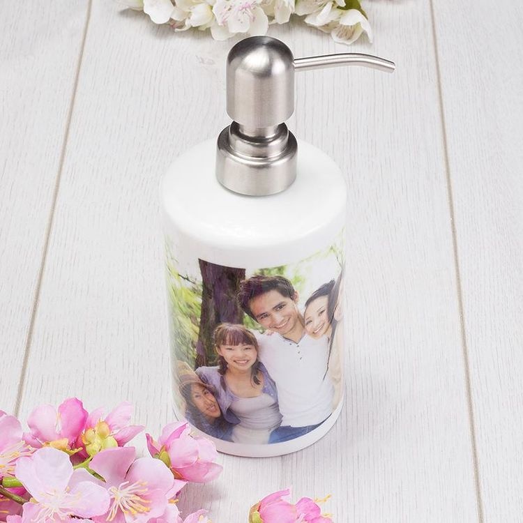 Custom Soap Dispenser
