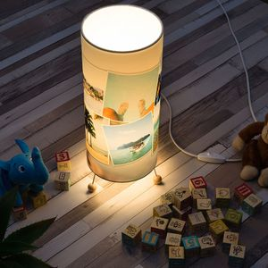 lamparas personalizadas recuerdo para comunión