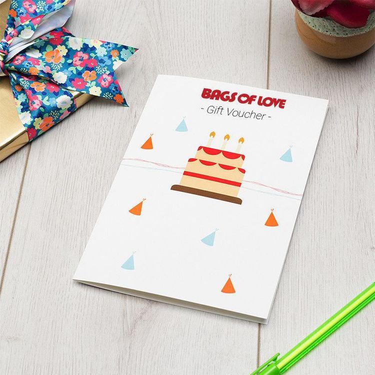 Custom Gift Vouchers Printed Online