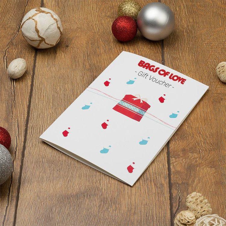 Birthday Card Voucher gift