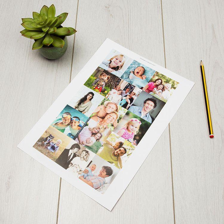 sticker selbst gestalten mit eigenen fotos  set