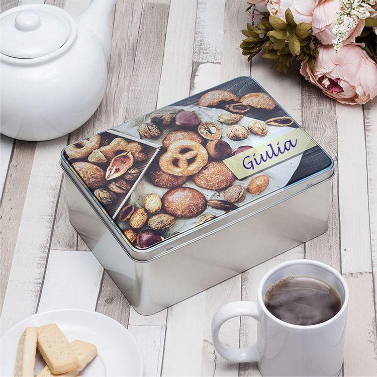 stampa scatole personalizzate con foto e nome
