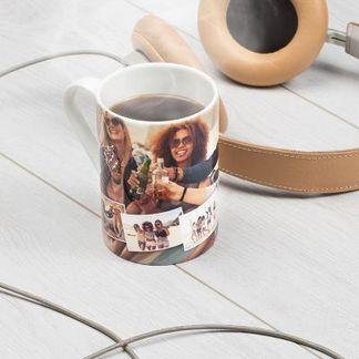 tazas con fotos para amigo invisible personalizado