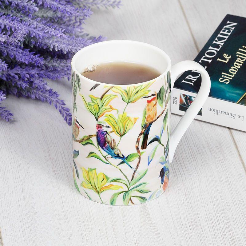Mug porcelaine personnalisé avec dessin