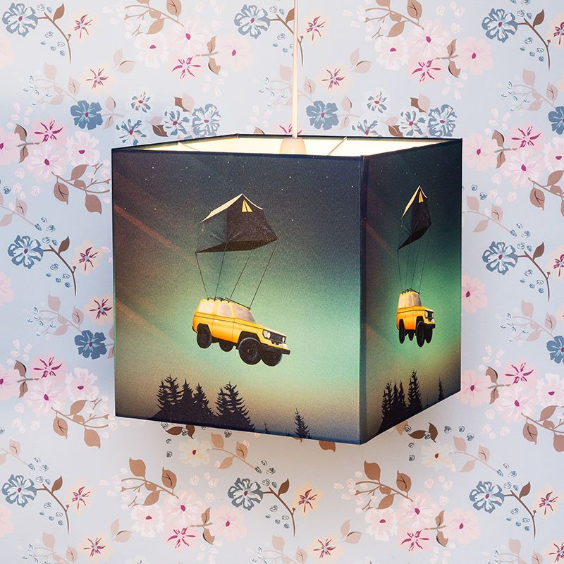 eckige lampenschirme