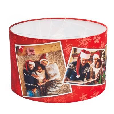 foto lampara regalo de navidad personalizado