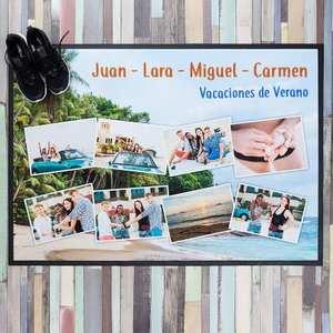felpudos collage fotos