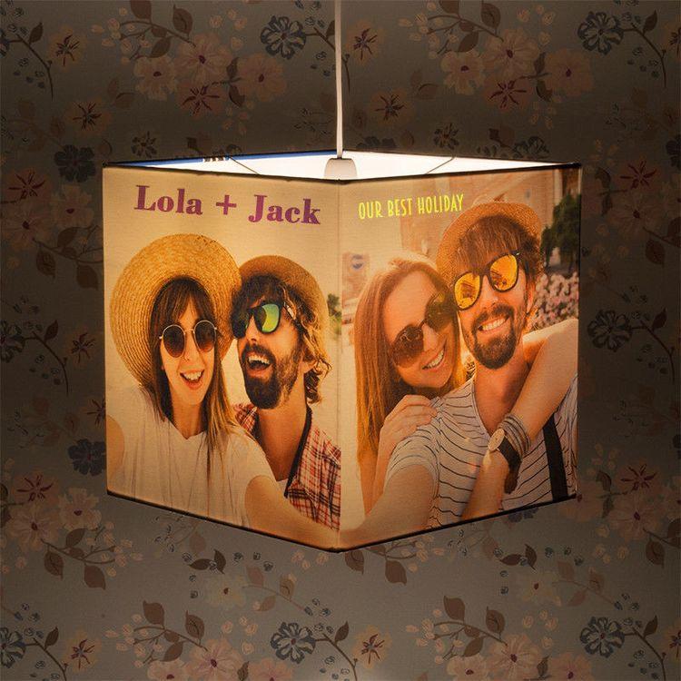 custom photo lamp