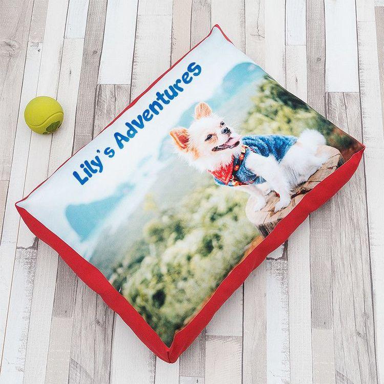 custom sleeping mat for dog