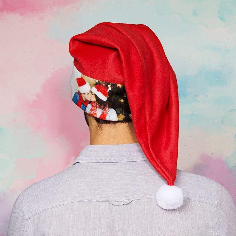 cappelli babbo natale personalizzati cappello babbo natale personalizzato  berretto natalizio cappello di natale con nome ... e84dcc1b9593