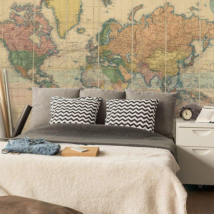 Fototapete für Schlafzimmer bedrucken | Schlafzimmer Tapete gestalten