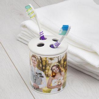 tandenborstelhouder als verlovings cadeau