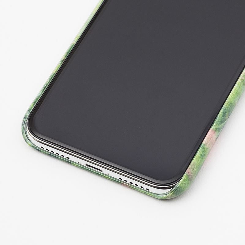 iPhone X hard case wrap around the phone