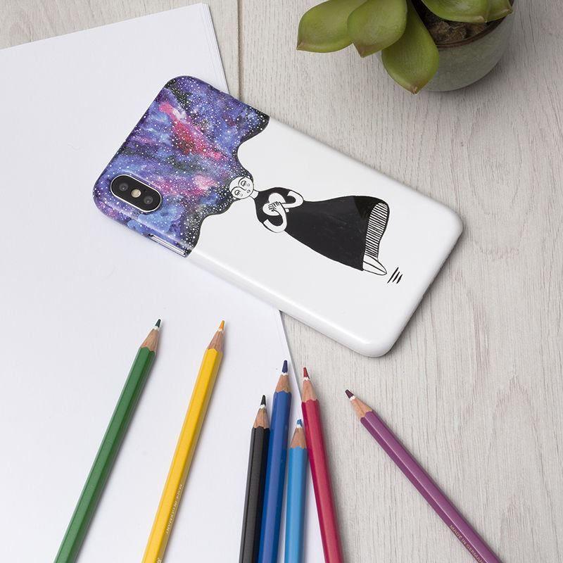 Custom iPhone Cover Artists design