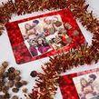 custom design placemats Christmas