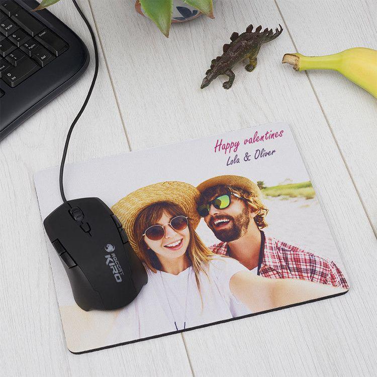 Custom mouse pads