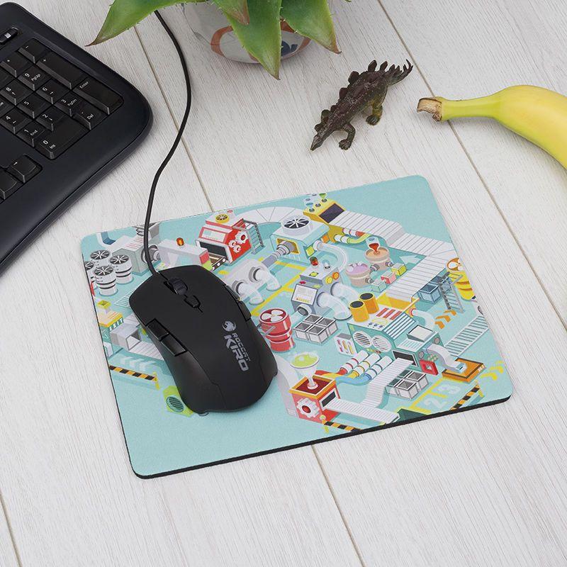 Impression sur tapis de souris