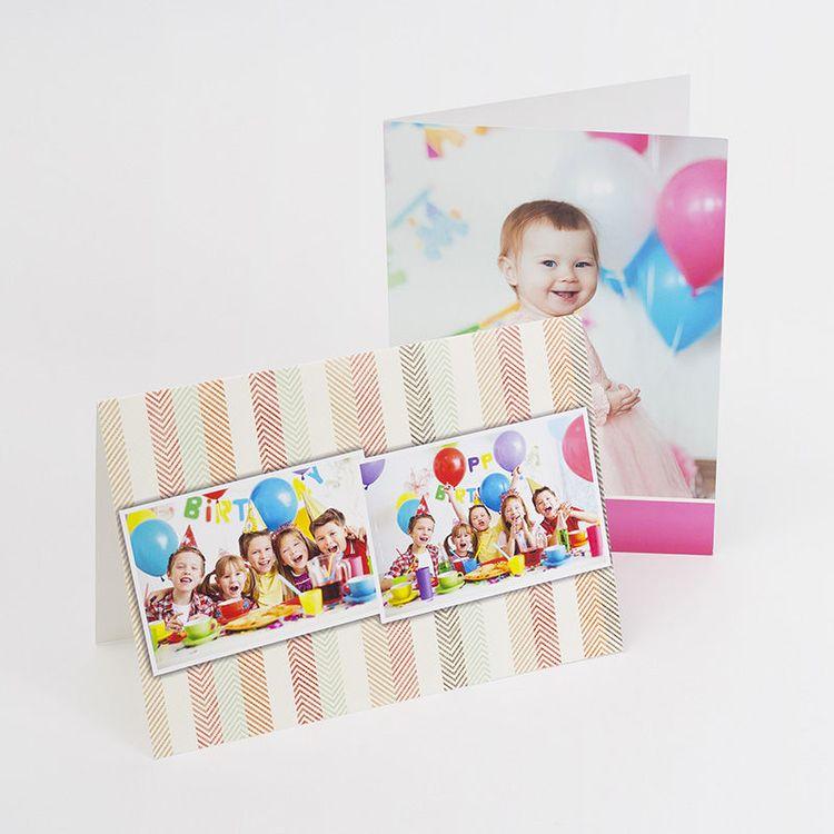 Personliga födelsedagskort