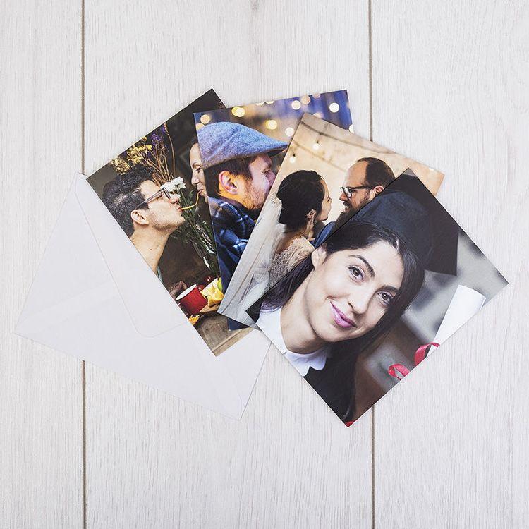 Photo Upload Cards