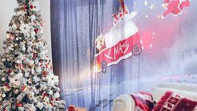decoración navideña personalizada