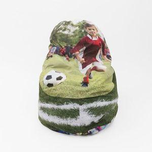 puffs con fotos regalos para niños personalizados