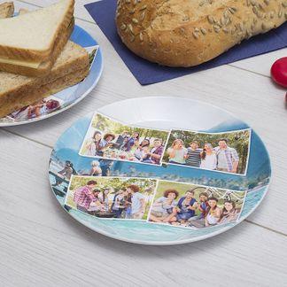 platos de fiesta para decoración despedida