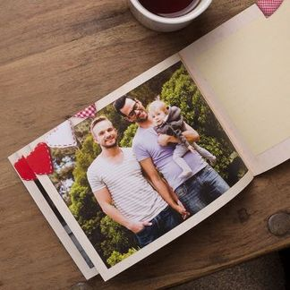 Le livre d'amour personnalisé