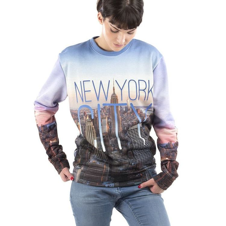 New York photo jumper