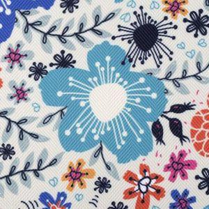 Herringbone Fabric Printing