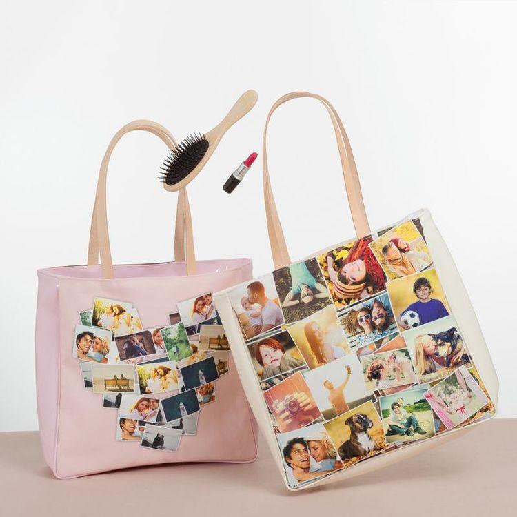 sac shopping photo montage