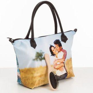 Zip Top Handbag