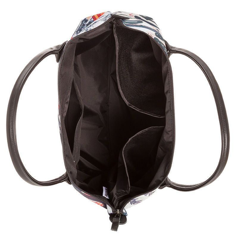 zip top tote bags