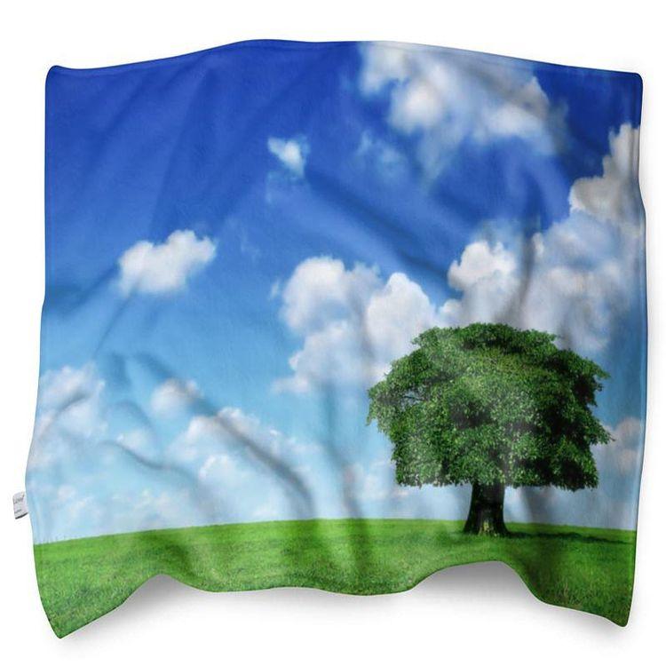 picknick deken met foto