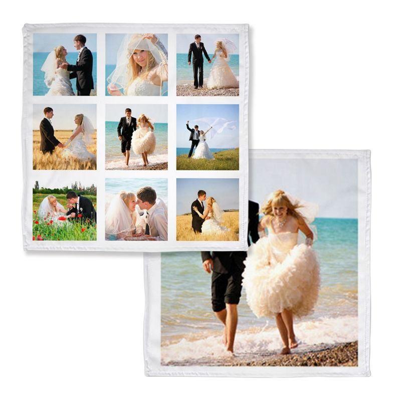 custom wedding napkins