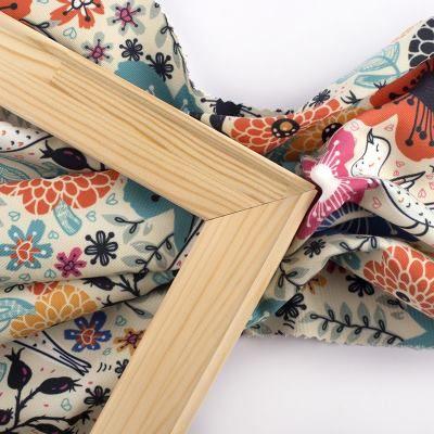 キャンバス 帆布 デザイン 印刷