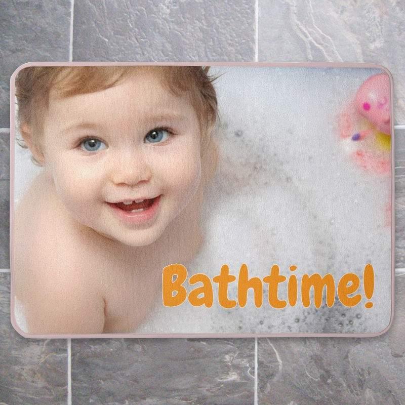 Personalised Bath Mat Uk Design Your Own Custom Bath Mats
