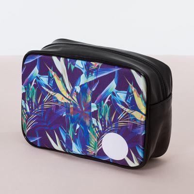 custom wash bags