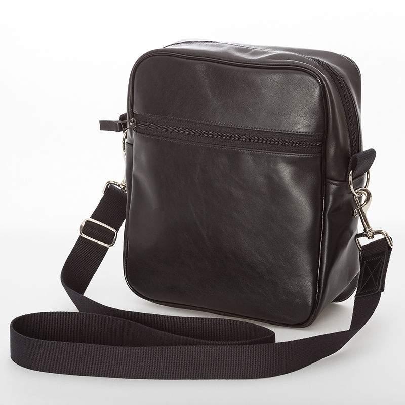 borsa tracolla uomo pelle personalizzata . 49e8f8a4807