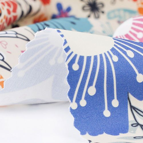 cotton satin curtain fabric